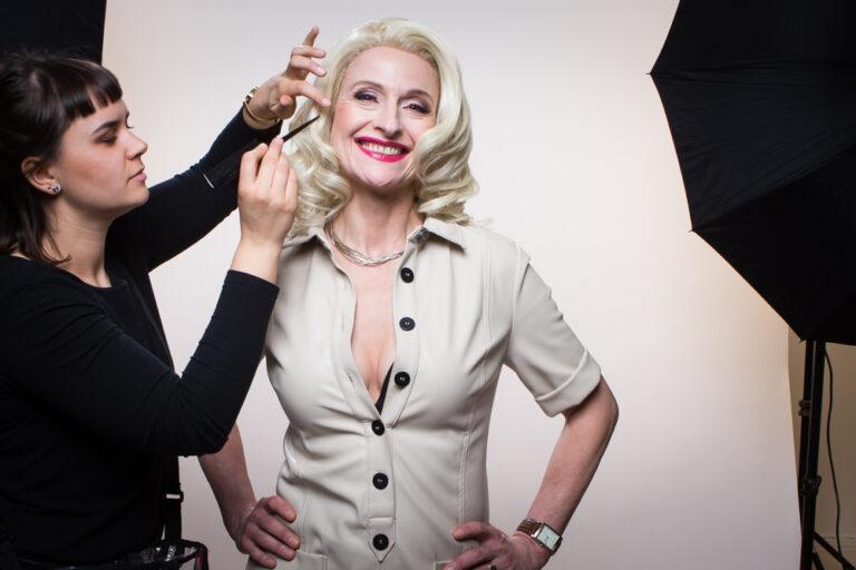 """Making of """"Die Blonde"""" im Theater im Zimmer"""