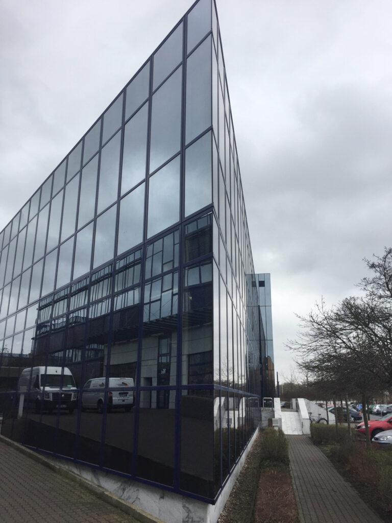 IPT Projekt Brandenburg Technologie Zentrum Aussenansicht