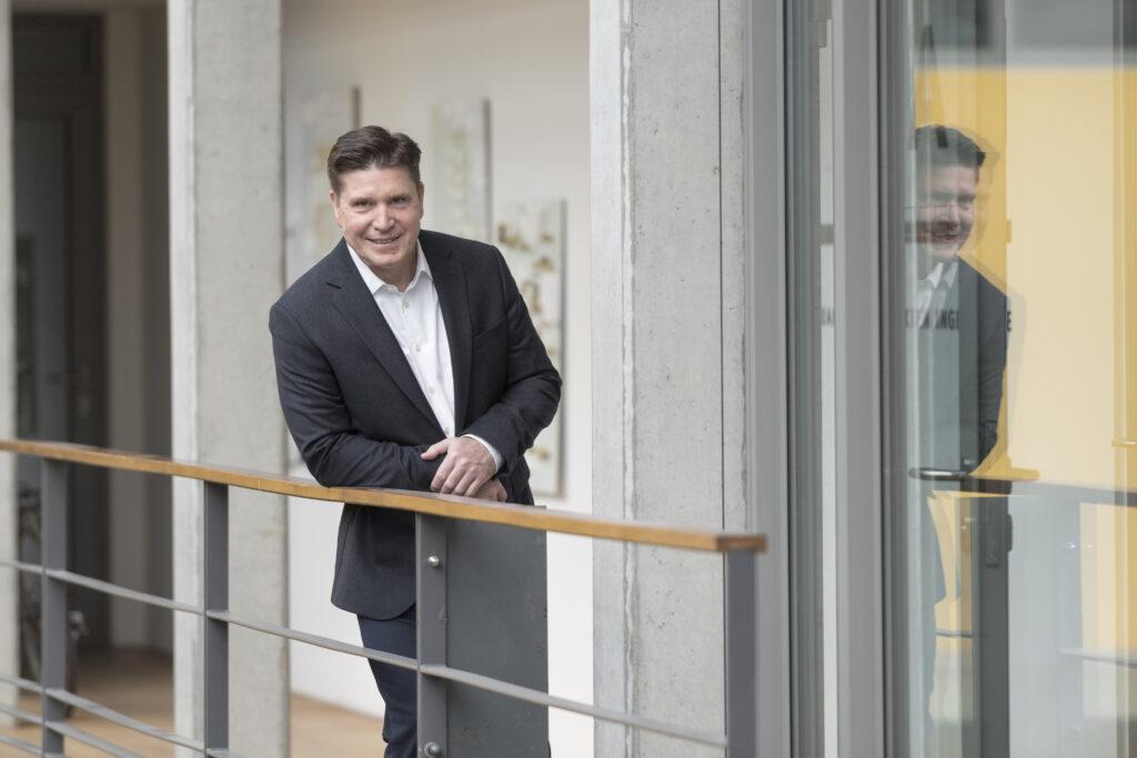 Markus Linzmair, Geschäftsführer der IPT